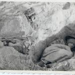 Joe Lavin Albania June 1944