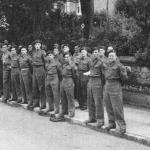 No.2 Dutch troop 10IA Commando Eastbourne Sep.44