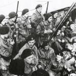 10 (IA) Cdo. 2 (Dutch) troop reinforcements on way to Holland 26 April 1945 (2)