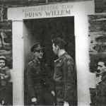 HRH Prince Bernhard and Capt. Mulder 10IA Cdo. Dutch troop- Port Madoc 1942