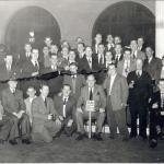 2 Cdo Bde. reuniuon circa  1947
