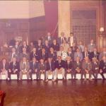 No. 2 Commando reunion circa 1982