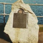 Operation Chariot Memorial at Falmouth