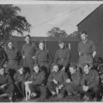 Bill Timmer and Dutch pals - 2