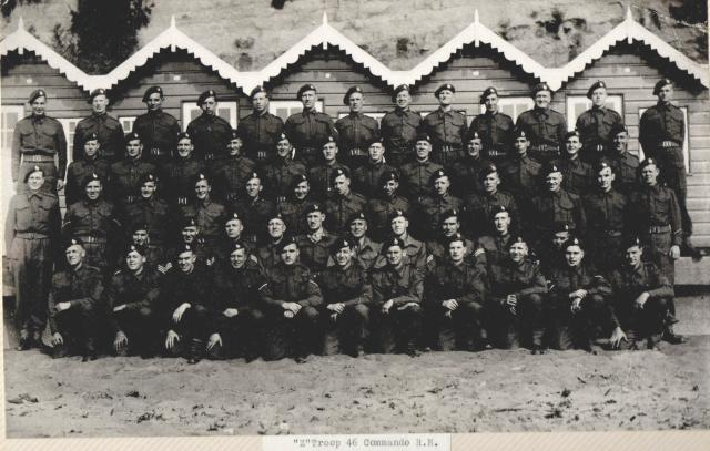 46 RM Commando  Z troop  May 1944