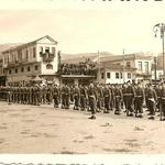 No.9 Commando on Parade in Greece