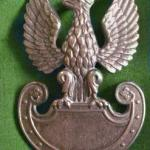 6 (Polish) Troop, 10 (IA) Cdo hat badge