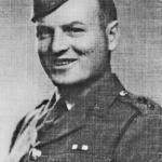Major John Golding  (Chips) Heron, MC.