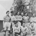 Bill Aspey, Ben Fryer, Jimmy Smith, George Deaker, and others