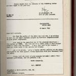 1st Commando Brigade Commendation 29th March 1945