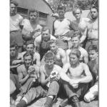 W Commando - 1 troop,  Canadian Beach Commandos 1944