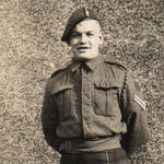 Corporal Cyril Lima