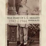The diary of Leslie Charles Mullett (12&1 Cdo) from 1942-1944