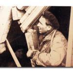 Lt. Daniel Rommetvedt at Walcheren