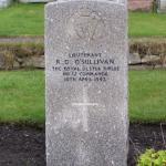 Lieutenant Robert Deyos O'Sullivan