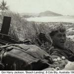8 Bty Beach Australia 1966