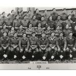 No. 2 Commando Officers and Sergeants - Aug.1945