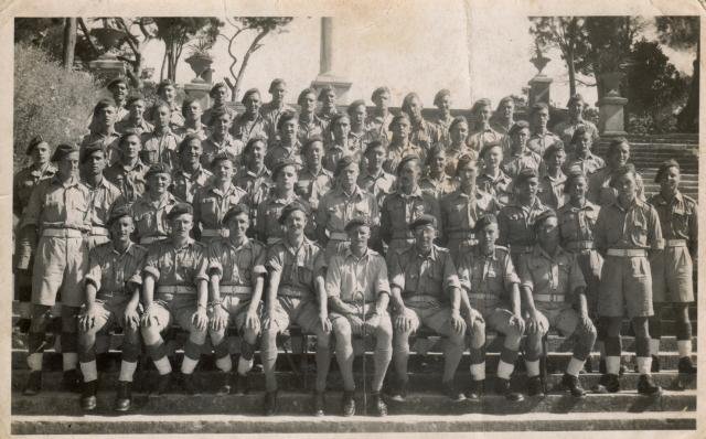 No.2 Commando 6 troop (circa Apr'43- Jul'43) Gibraltar
