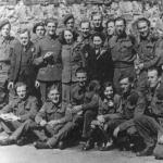 Some of 2 trp 10IA Cdo. in Eastbourne 1945