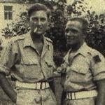 Pte's.  Peter Meaney and Ted Smith