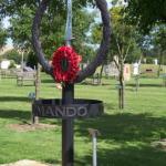 CVA Wreath & Memorial