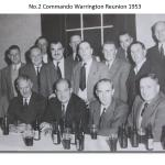 No.2 Commando reunion at Warrington in 1953