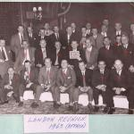 No. 2 Commando reunion in  london circa 1963