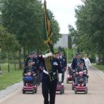 The Parade. Alrewas 2011.