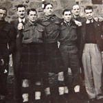 Some of No.2 Commando 5 troop Ayr 1942