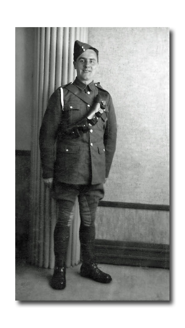 Lance Corporal William Robson Milne Ainslie