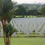 Kranji Cemetery, Singapore.