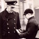 Commander Harold Wilkinson Goulding DSO RNR