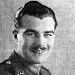 TSM (later Lt Col RM Reserve) Tom Sherman OBE VRD DL