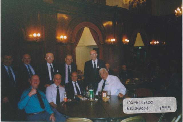 Leo Hatch, Norman Brion, Richmond Matthews, Bill Proctor and others