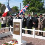 No.6 Commando Memorial Normandy 2004 (2)
