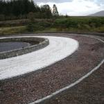 Expansion of the Spean Bridge area of Remembrance (2)