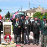 No.6 Commando Memorial Normandy 2004 (5)