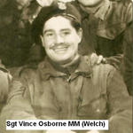 Vincent Arthur 'Ossie' Osborne MM