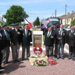 No.6 Commando Memorial Normandy 2004 (7)
