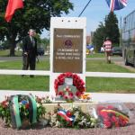 No.6 Commando Memorial Normandy 2004 (11)