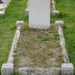 The grave of Rifleman Norman Joseph Benner