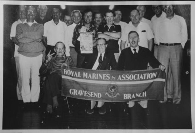 Royal Marines Association - Gravesend Branch