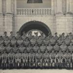 42 Commando RM  'Charlie' Troop,  Mtarfa Barracks, Malta Oct. 1956