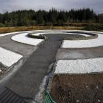 Expansion of the Spean Bridge area of Remembrance (3)