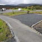 Expansion of the Spean Bridge area of Remembrance (5)