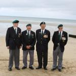 The Not Forgotten Association Battlefield Tour of Normandy 2011