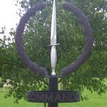 CVA Memorial, National Memorial Arboretum,