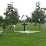 CVA Memorial & Benches,