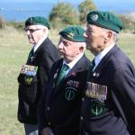 John Morris No.2 Cdo, Roy Cadman and Fred Walker No.3 Cdo