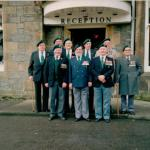 John Morgan, Eddie Dulson, and others at Fort William c.1990's